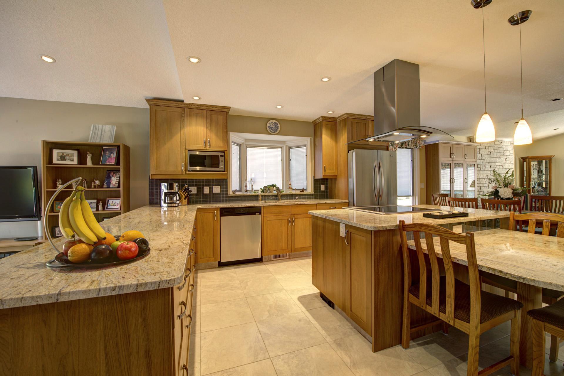 kitchen renovations by Mayfield Renovations