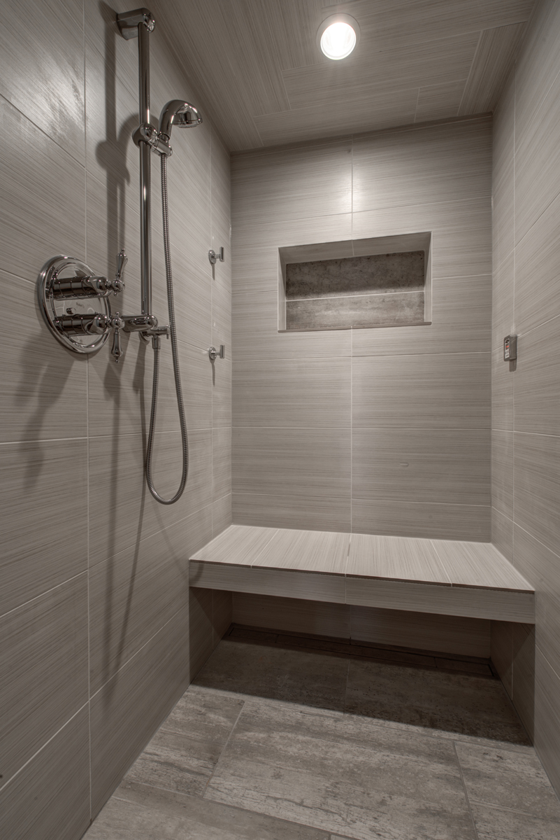 High-end Custom Bathroom Renovations Calgary