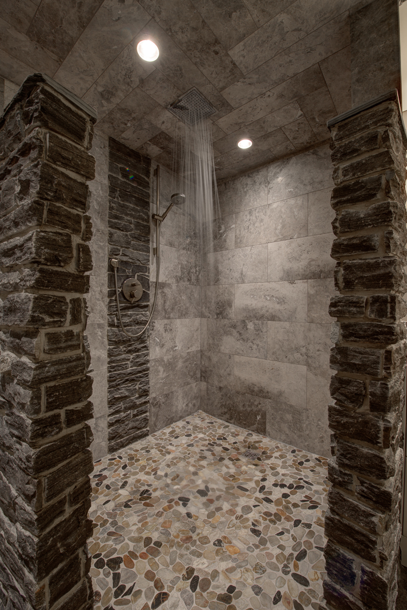 High-end Custom Bathroom Renovations Contractors Calgary