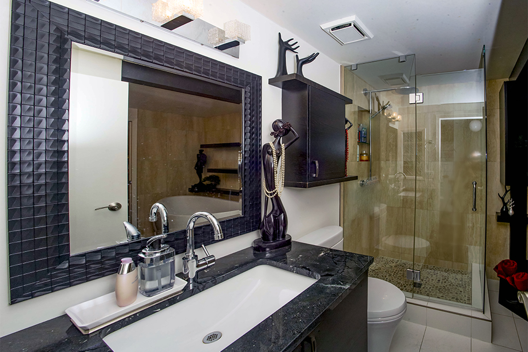 Point McKay Calgary Luxury Condo Bathroom Renovation