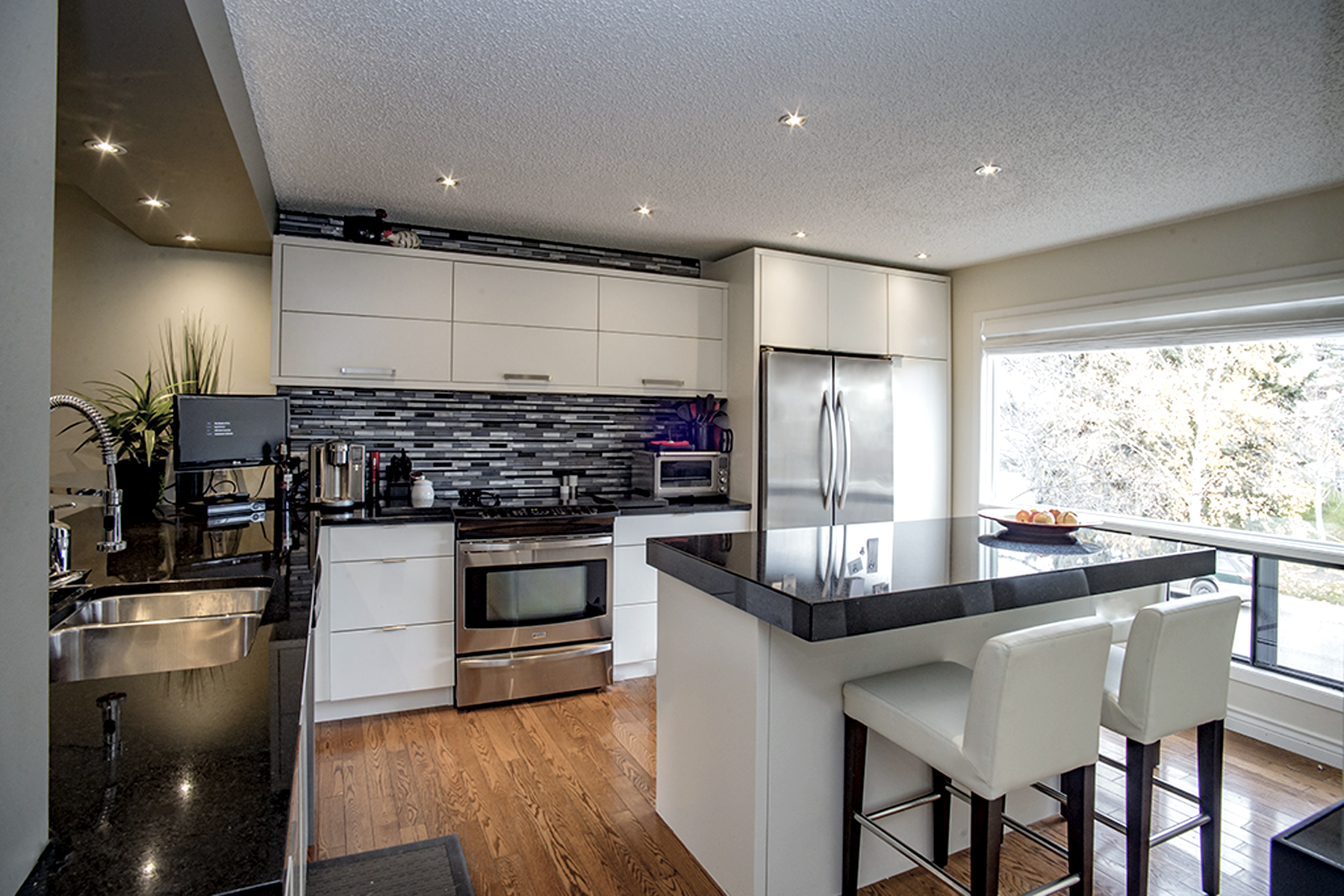 Point McKay Calgary Luxury Condo Kitchen Renovation