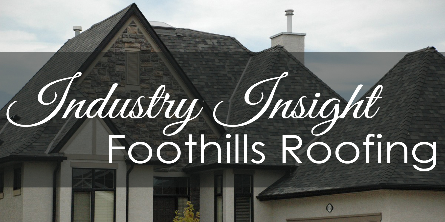 foothills roofing